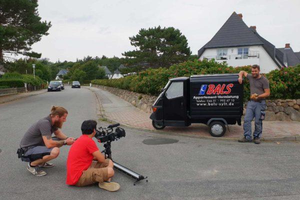 Bals-Dreh-Imagefilm